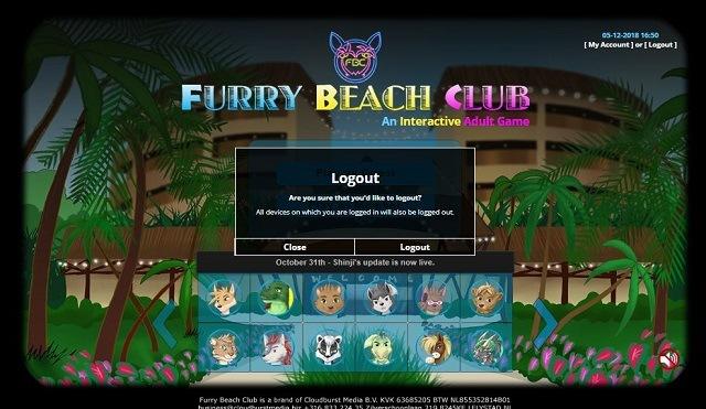 Furry Beach Club Review