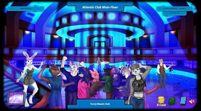 sex game furries furry beach club